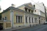 Дом И.С. Остроухова-выставочные залы