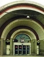 Место встречи группы: на улице на выходе из станции метро Красные Ворота, выход к Мясницкой улице и Боярскому переулку