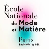 École Nationale de Mode et Matière