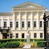 Библиотека-читальня имени А.С.Пушкина