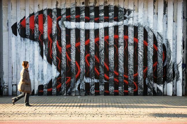 Искусство на улице