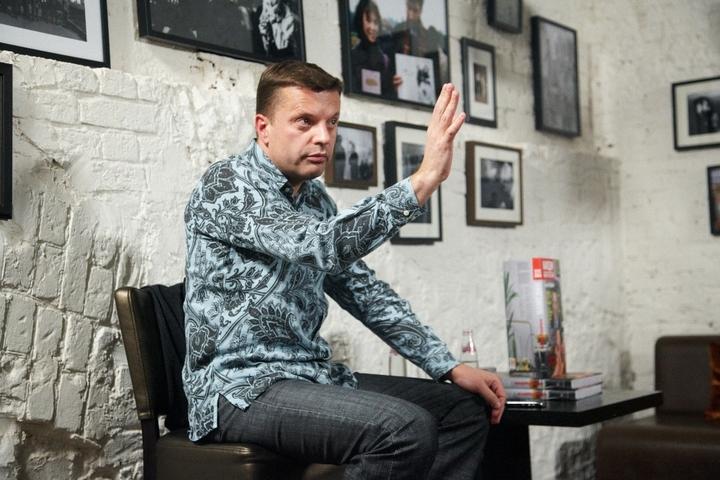 Дискуссия с Леонидом Парфеновым