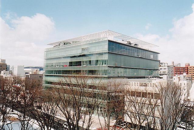 *Медиатека города Сендай* — архитектурный памятник и монтажная студия