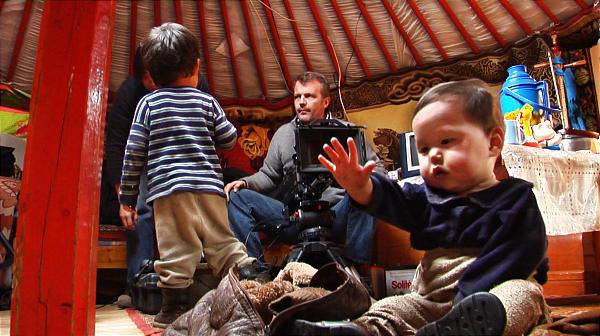 Документальное *кино во Франции*: интервью с Томасом Бальмесом
