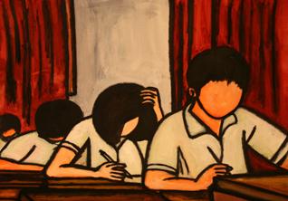 Может ли государственный школьный экзамен *привить уважение к законам и компромиссам*?