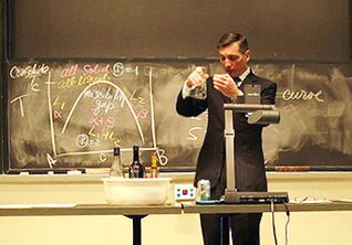 *Видеокурсы Массачусетского технологического института:* электричество, импровизация и компьютерные науки