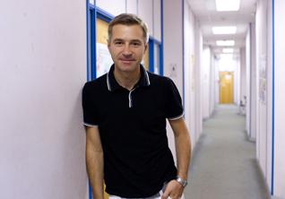 Интервью с *руководителем московского бюро CampusFrance* Игорем Синяткиным