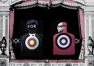 Видео форума Intelligence Squared: *Херцог, Жижек и Стивен Фрай*