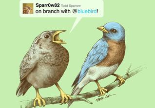 Твиттер-профессоры: *9 микроблогов о медиа, пиаре, социальных сетях и журналистике*