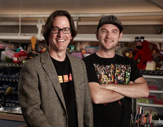 Брендан Бойл и Джо Уилкокс: *«Правильный подход к работе — это весело проводить время с друзьями»*