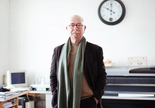 Евгений Асс: *«Последние 10 лет я пытался создать новую архитектурную школу»*