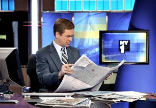 Ведущий NY1 Пэт Кирнан: *«Мы открыто говорим людям о том, что берем новости у наших конкурентов»*