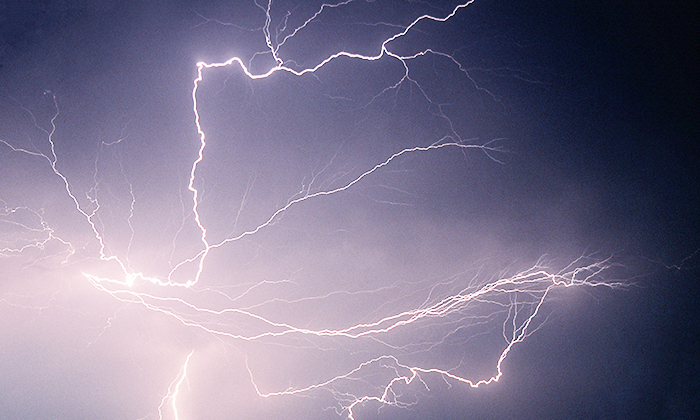 Молния по древнегречески