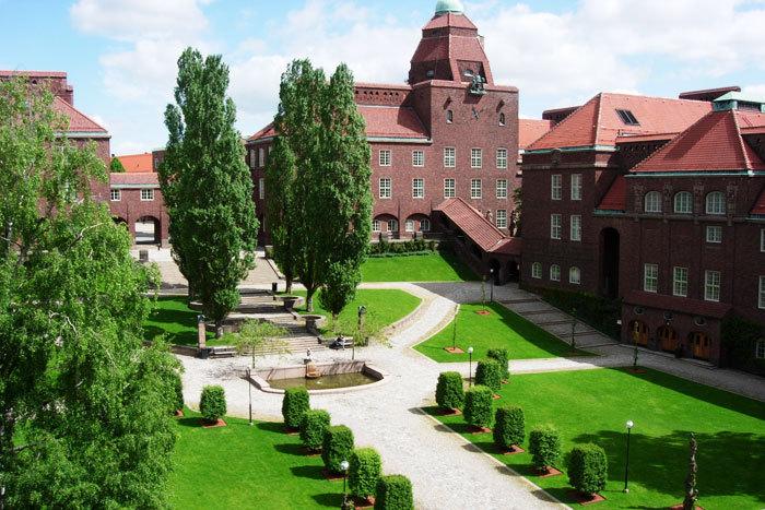 دانشگاه استکهلم در کشور سوئد