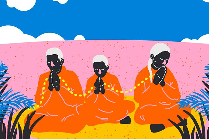 Польза медитации для мозга и организма человека