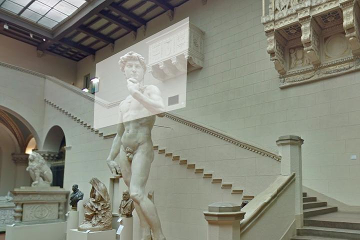 «Локализация в пространстве и во взгляде — разные культуры восприятия»: *философы за и против виртуальных музеев*