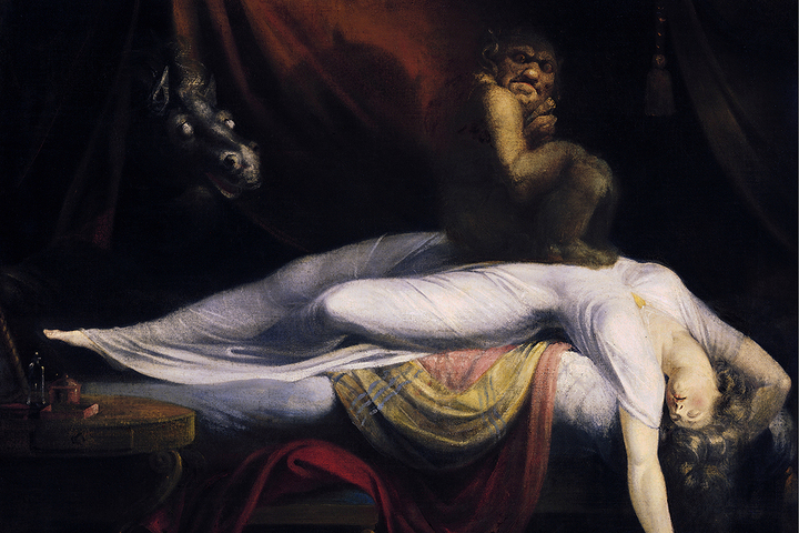 Мои галлюциногенные ночи: что такое сонный паралич и можно ли им управлять