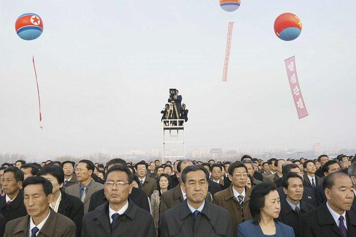 Экскурсия по выставке «(Не)возможно увидеть: Северная Корея»