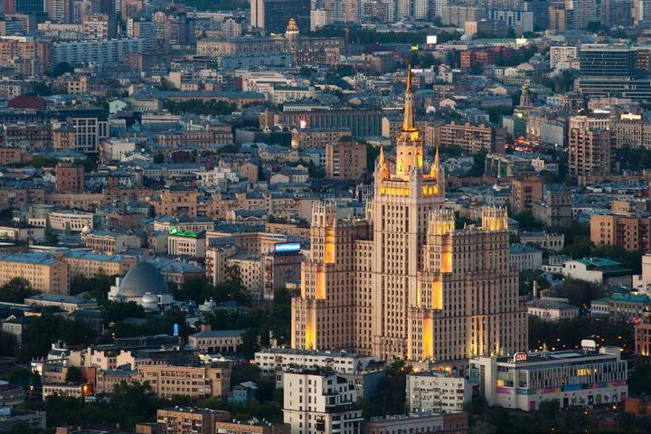 Moscow Сity Tour: Barrikadnaya