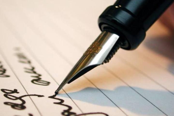 Кружок писателей на английском