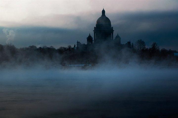 Петербург - территория призраков