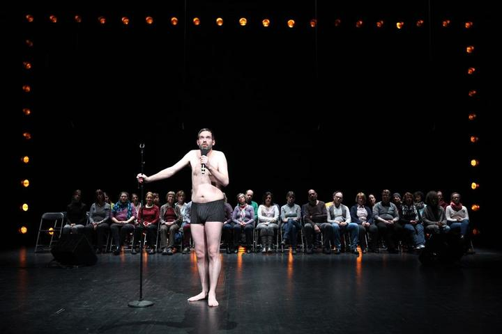 Революция в театральном пространстве. День 3