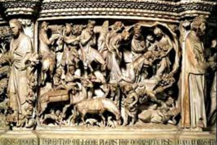 Искусство и архитектура Италии 1300-1350 гг.