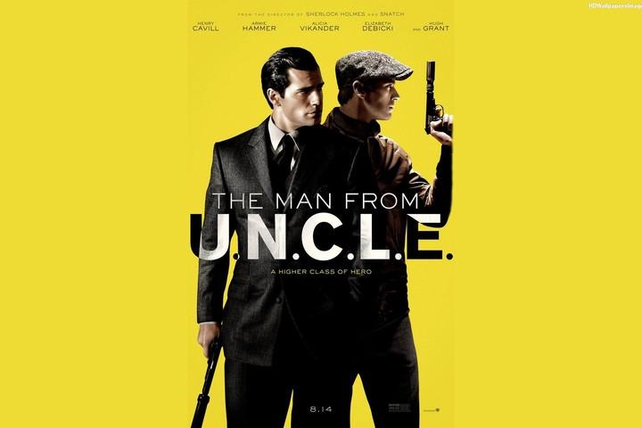 Киноклуб: The man from U.N.C.L.E