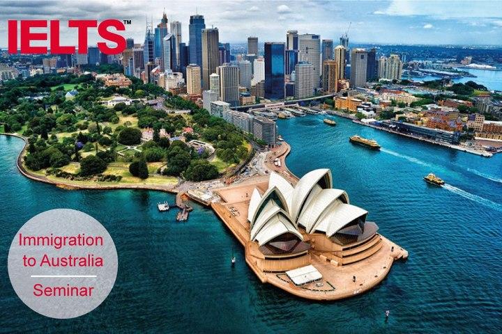 Семинар: Иммиграция в Австралию! Все об иммиграции через учебу и о профессиональной иммиграции.