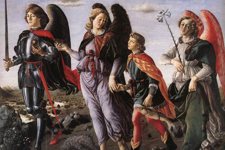 История искусства в 10 картинах