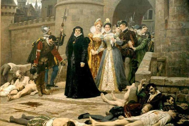 Варфоломеевская ночь: кому и зачем она была нужна?