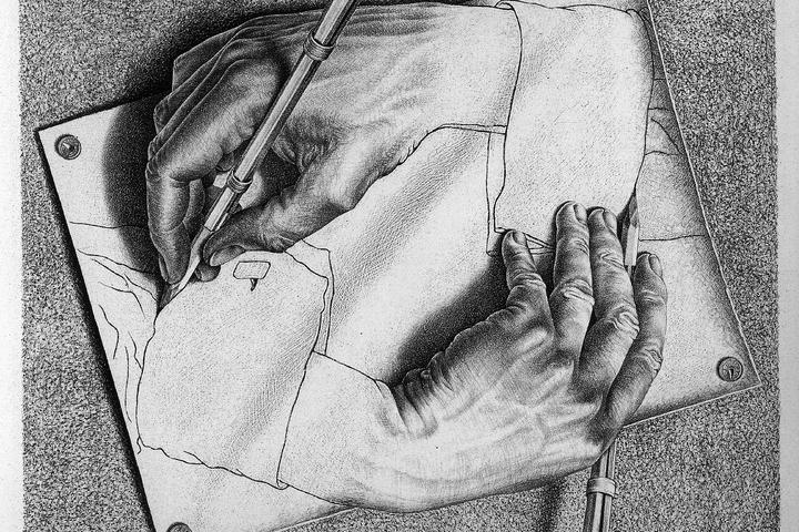 Мауриц Эшер. Искусство парадокса и новая орнаментальность