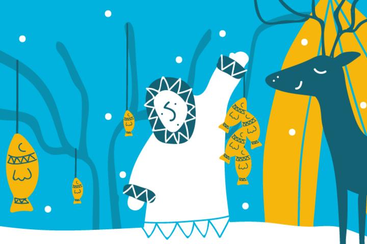 """Лекция """"Традиционный костюм. Русский Север"""" в рамках Международного фестиваля """"Ярмарка ремёсел"""""""