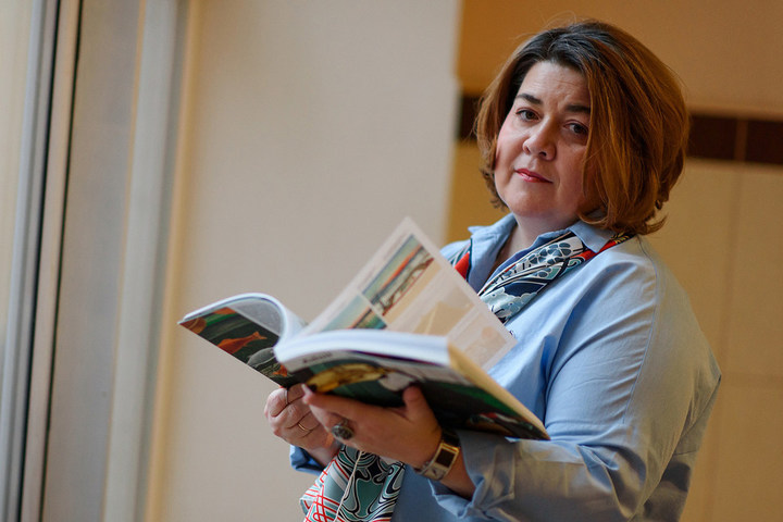 Встреча с Директором Международной Школы Дизайна в СПб/ IDS-Петербург Еленой Кутейниковой