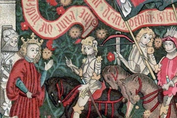Магия и мания: средневековый детектив как окно в историю