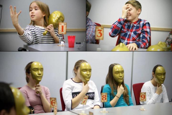 Детская мафия. Интерактивная психологическая игра (13-15 лет)