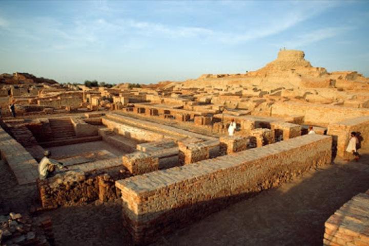 Архитектура и художественная культура Индии древнейшего периода