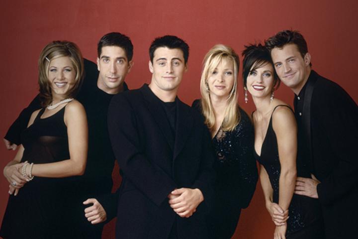 Учим английский по сериалу «Friends»