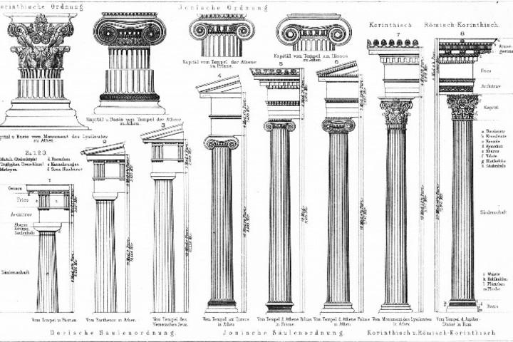 Основы архитектурной терминологии