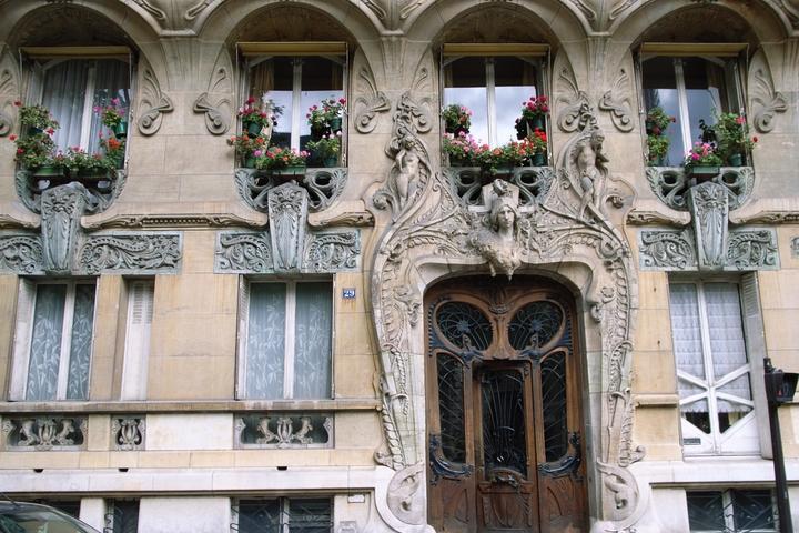 Архитектура XIX – начала ХХ веков