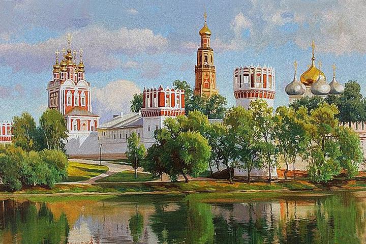 Сны Новодевичьего монастыря