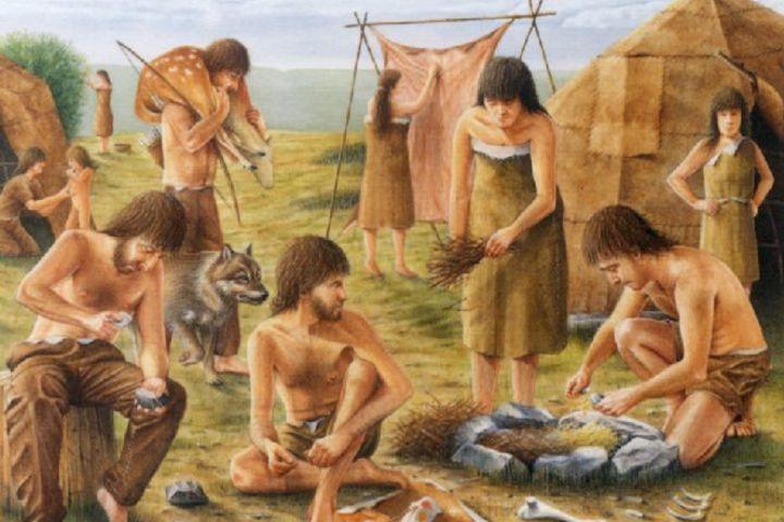Разновидности мужчин с точки зрения женщин. Весточка из каменного века