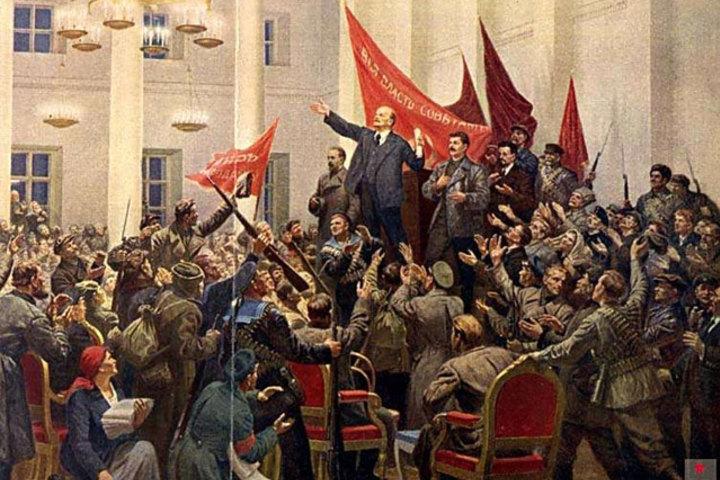 Октябрьская революция 1917 года: история и современность