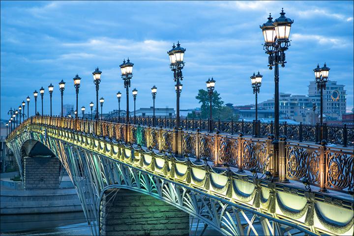 Мосты, связующие время..
