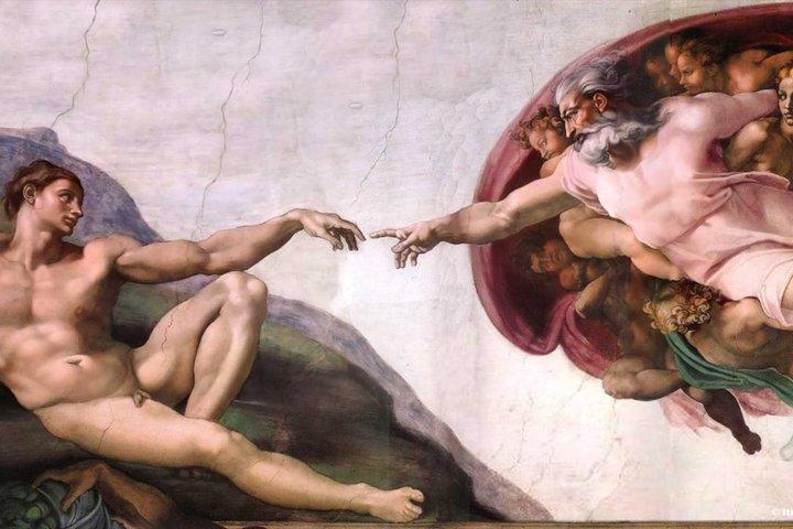 Арт-лекторий в кино.  «Микеланджело. Любовь и смерть»