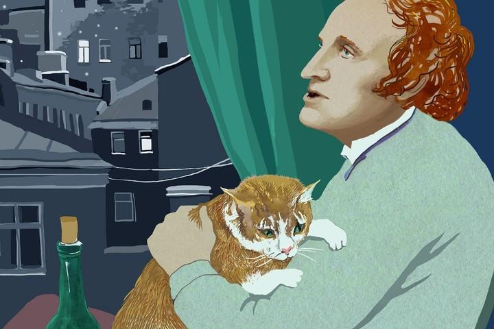 Квартиры Бродского: лекция-экскурсия по семейному архиву поэта