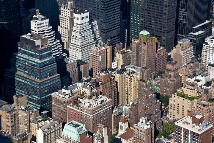 Американский ар деко: монументализм и роскошь небоскребов