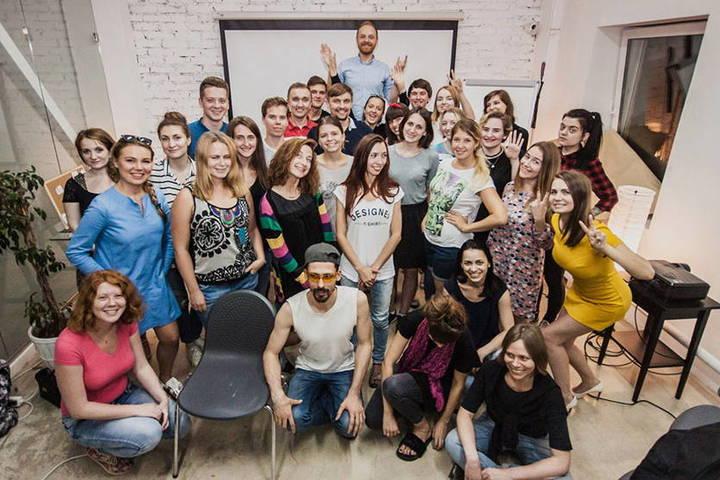 Вводный урок по веб-дизайну в Москве