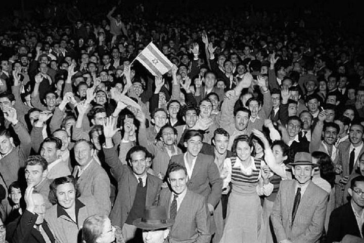 1947: 70 лет голосованию ГА ООН. Государству Израиль быть?