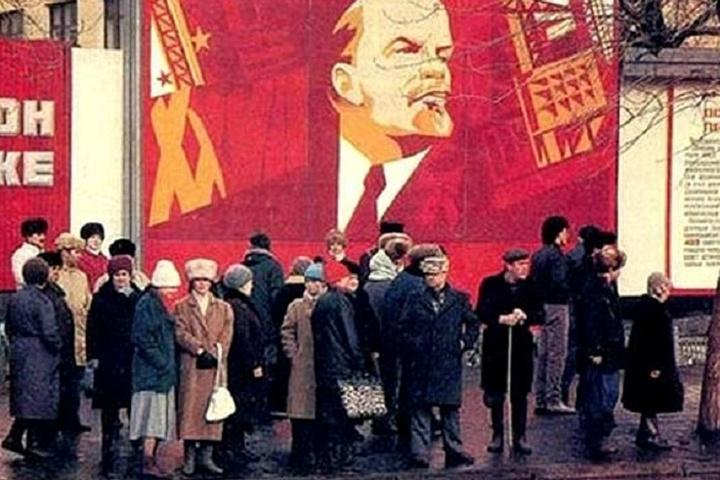 Советский человек сегодня